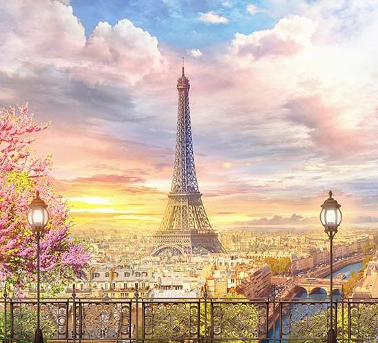 4 Days. Paris 3* - Option 2