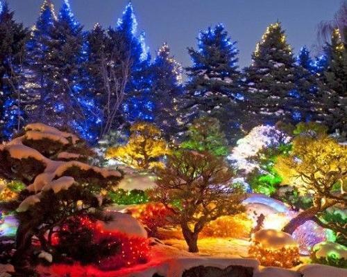 Christmas in Breckenridge, Colorado!