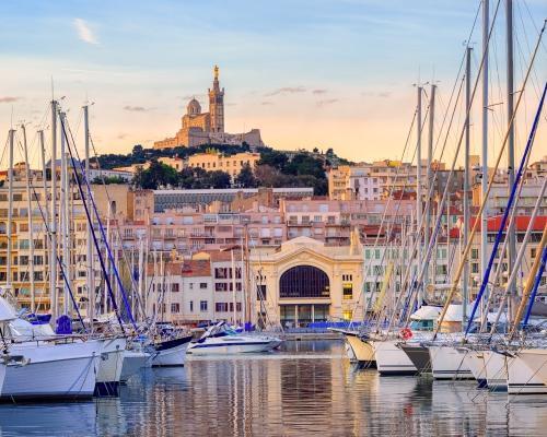 Marseille városlátogatás Budapestről szállással, repjeggyel