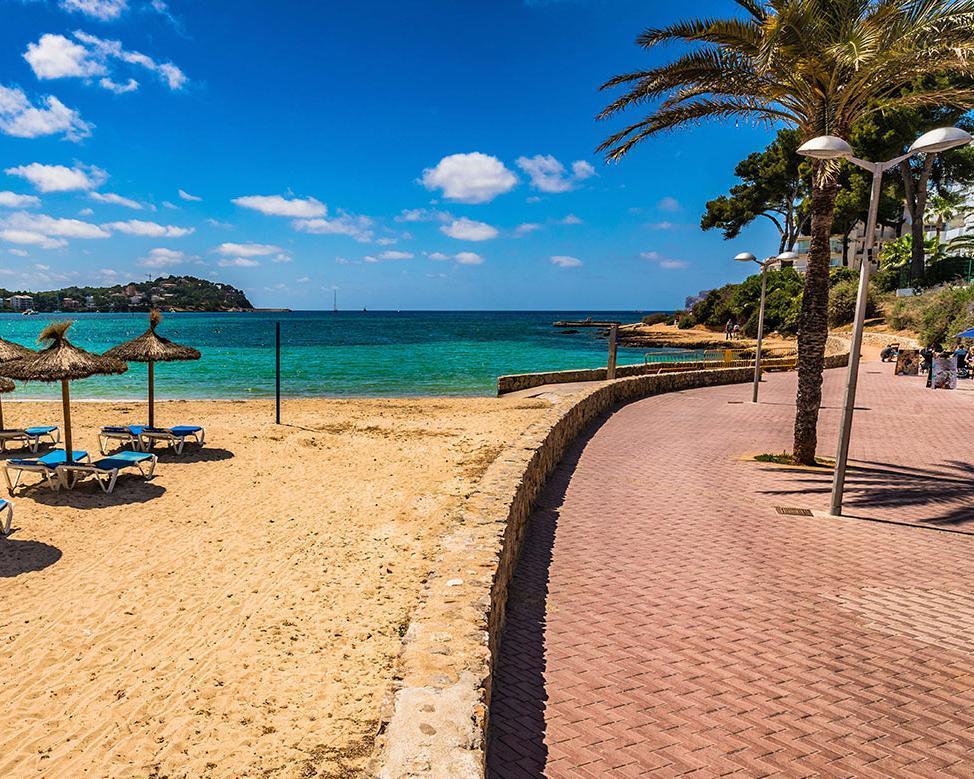 Oktober, Halbzeit - Pause auf der Sonnen - Insel Mallorca