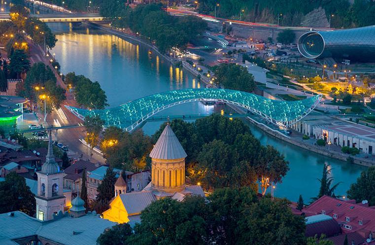 8 Days. Tbilisi 4*