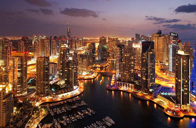 5 Days. Dubai 5* - Option 2