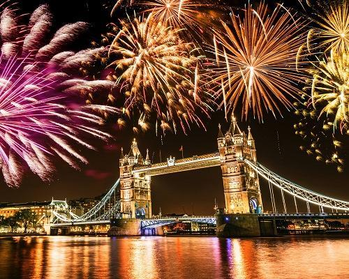 New Years in London!!!