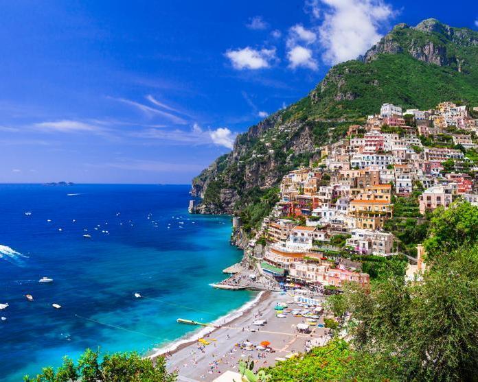 Viaje Costa Amalfitana en coche de alquiler