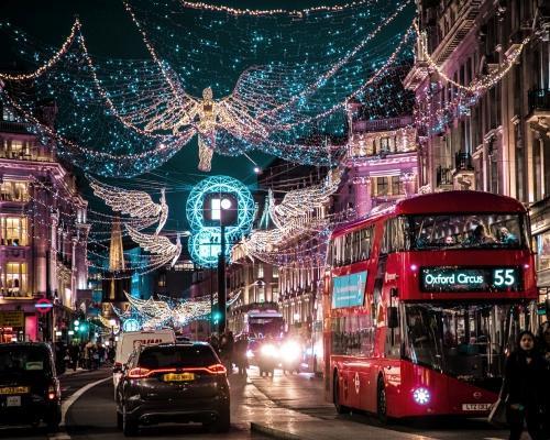 Adventi hosszú hétvége Londonban: szállás és repülőjegy