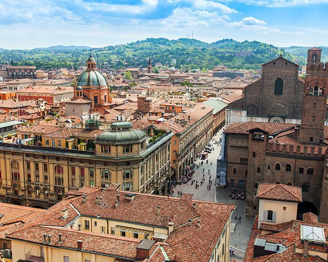 4 Days. Bologna 4* (with Ryanair from Amman)