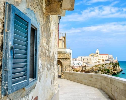 6 nap Bari szállással repjeggyel