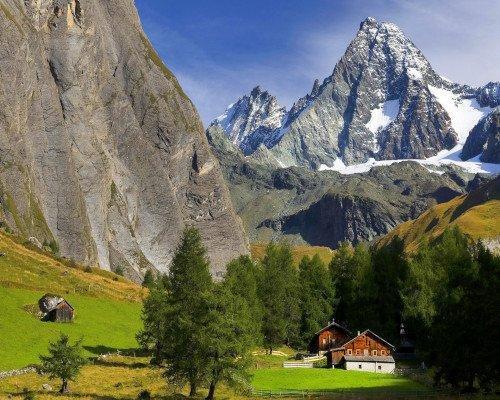 La Gran Ruta de los Alpes Austríacos
