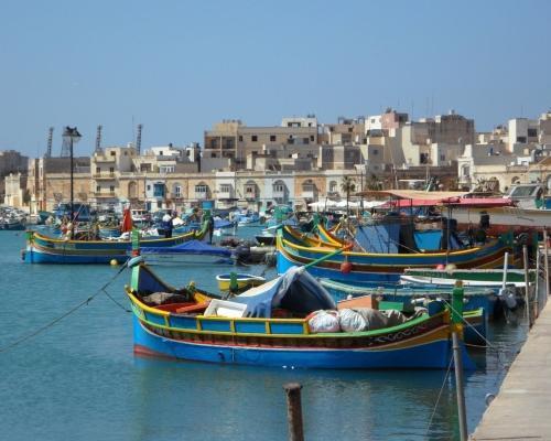 Málta ősszel: repjegy + szállás