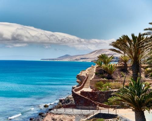 Egy hét Fuerteventura bécsi indulással