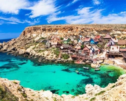 Egy hét Málta bécsi indulással október 18-25