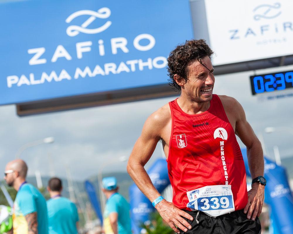 Especial Zafiro Palma Marathon: 6 noches con media pensión en Palace Palmanova