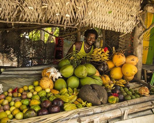 Badeurlaub auf den Seychellen: Praslin (Mahè - Praslin - Mahé per Fähre)