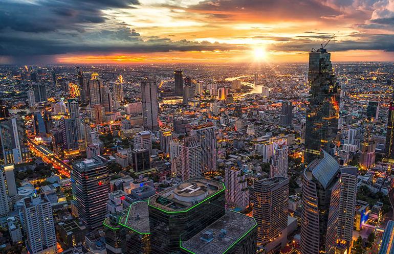 4 Days. Bangkok 5*