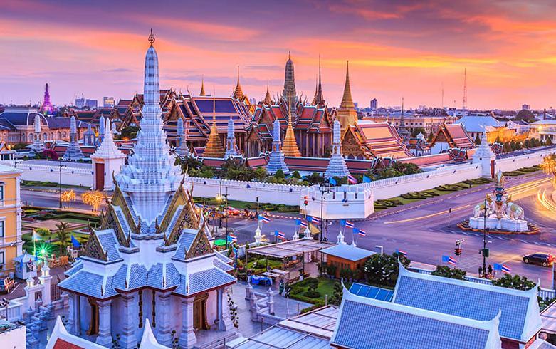 4 Days. Bangkok 4*