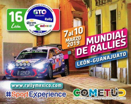 Rally Guanajuato Corona 2019 desde Monterrey