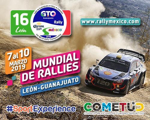 Rally Guanajuato Corona 2019 City Express