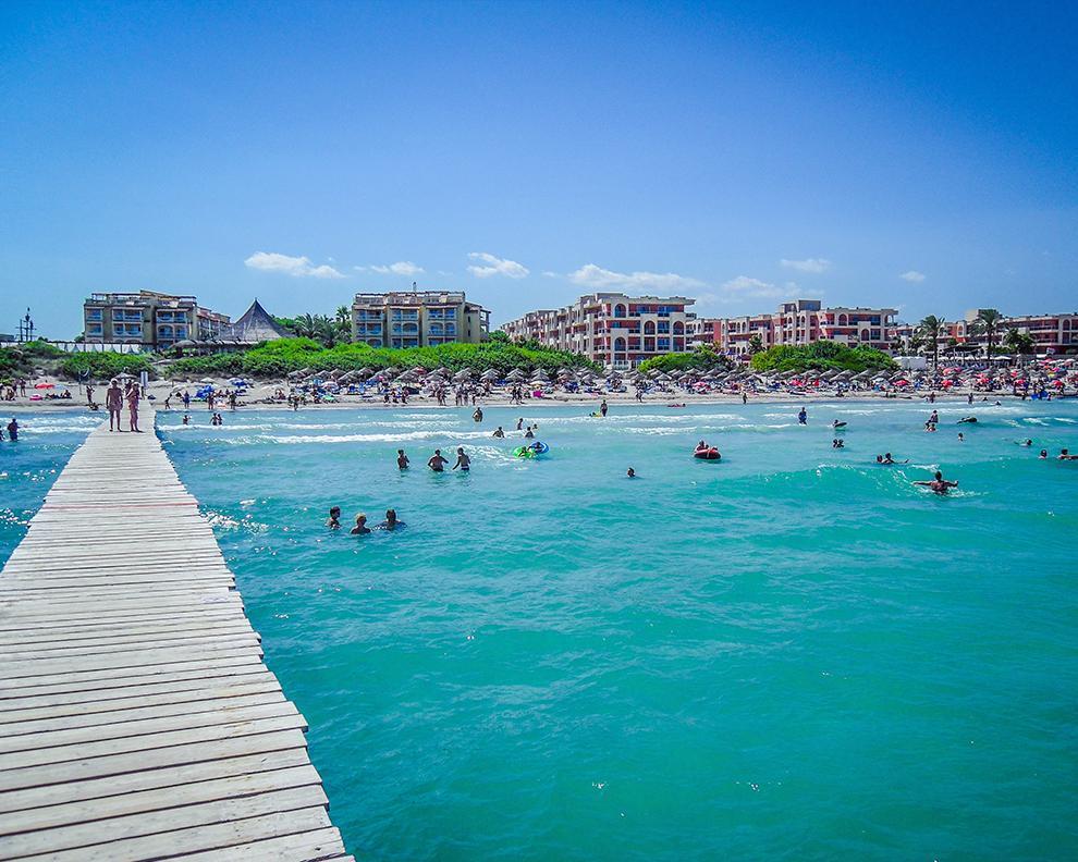 5 noches con media pensión para dos en Playa de Muro