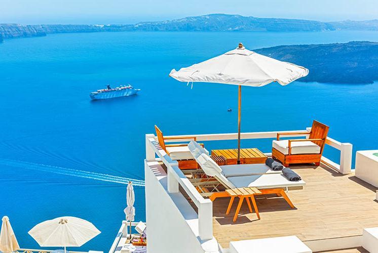 9 Days. Santorini 4* I Athens 4* I Mykonos 5*