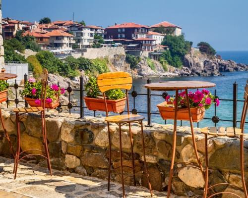 Bulgária, Napospart nyaralás