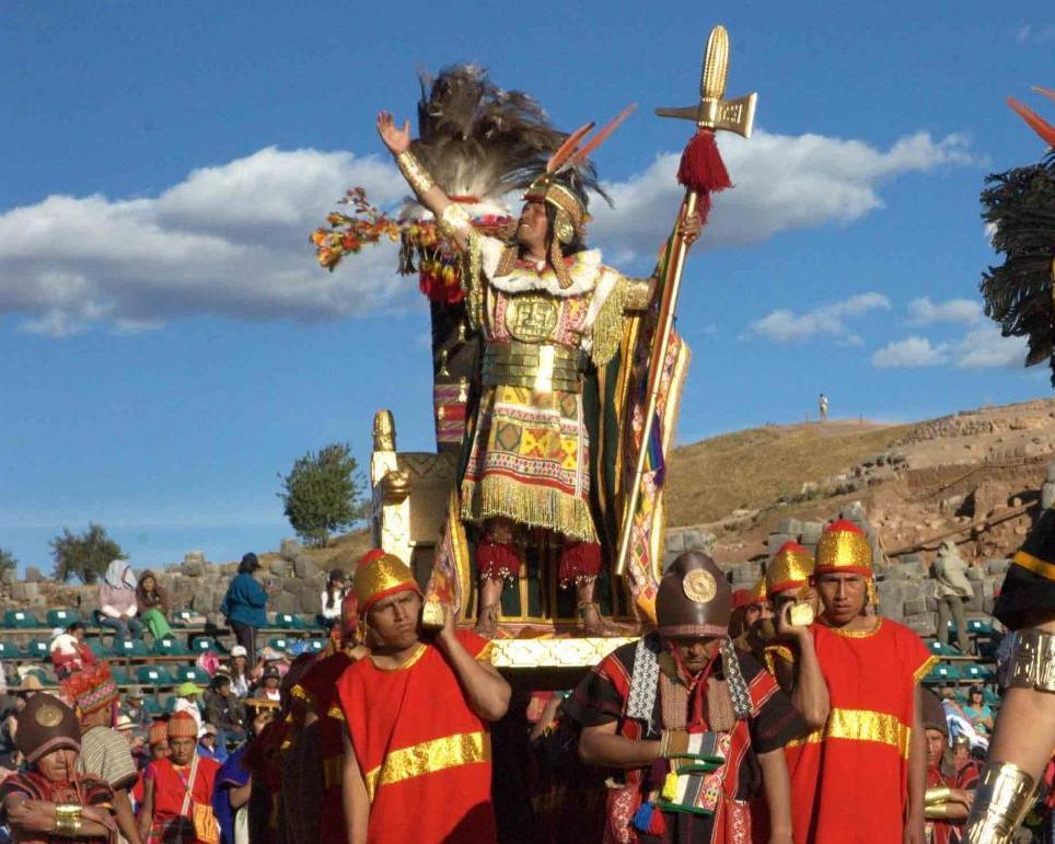 Full day Inti Raymi