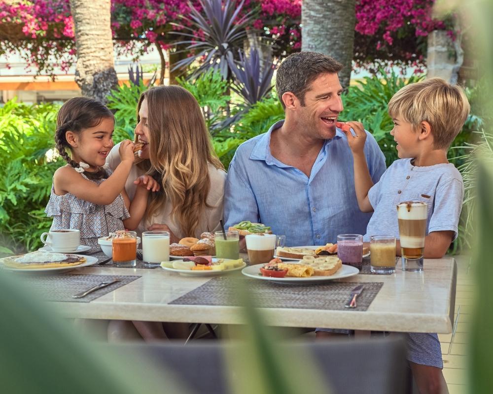 Día del padre con diversión para toda la familia en Mallorca