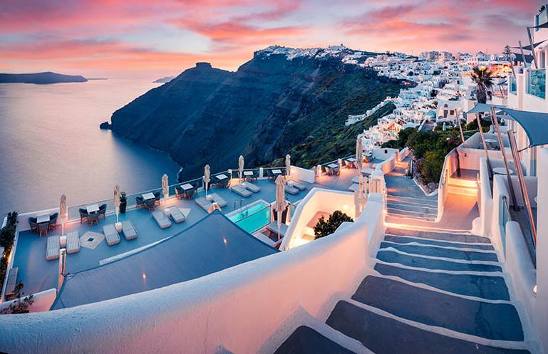 8 Days. Santorini 5* I Athens 4*