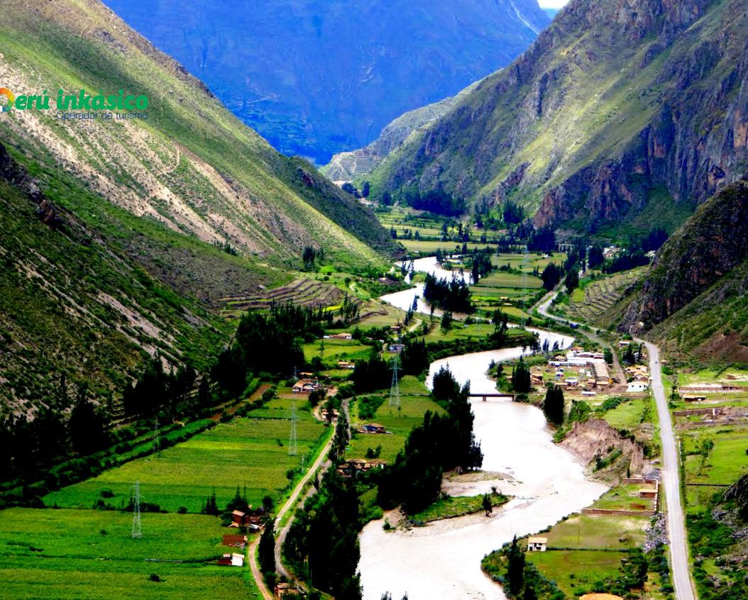 Valle Sagrado de los Incas con Almuerzo