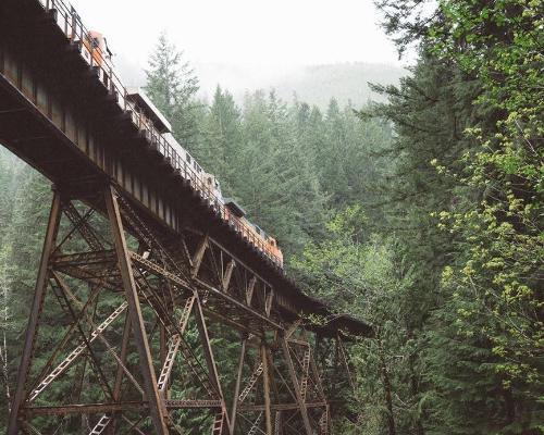 Von Vancouver bis Los Angeles die Westküste der USA mit dem Zug entdecken