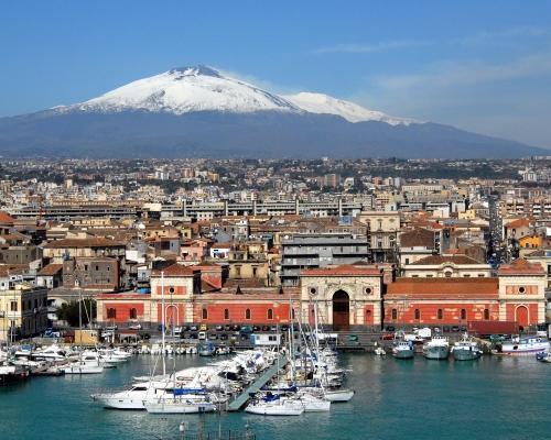 Szicília, Catania hosszú hétvége szállással és repjeggyel