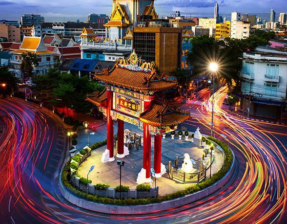 3 Days. Bangkok 5*