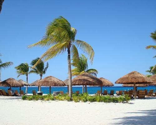 Mexikó, Cancún, 4 csillagos, tengerparti hotellel