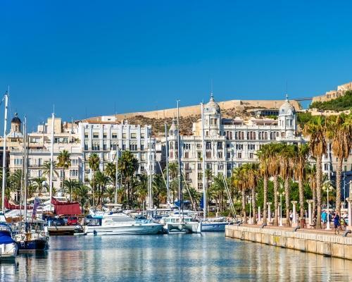 Spanyolország, Costa Blanca: Alicante